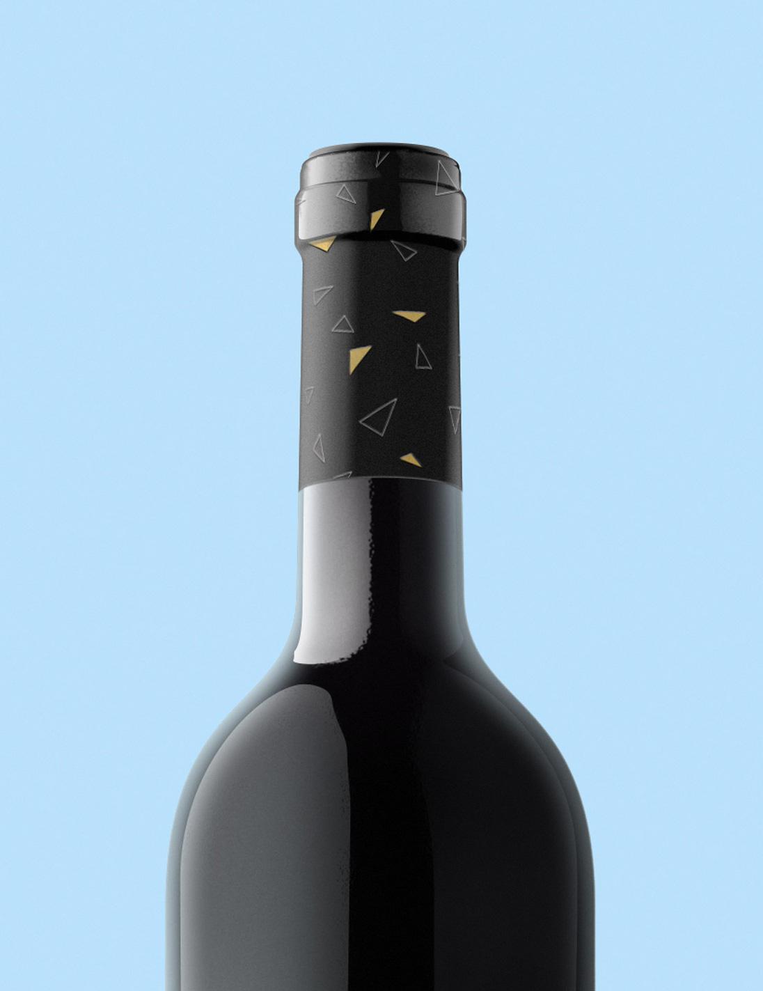 Santino-Wine-Neck-Label