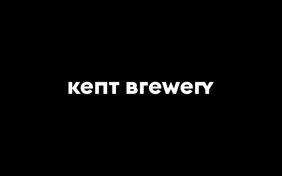 Kent-Brewery-Logo-Design-By-Jan-Baca