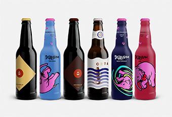 Belgian Beers Redesign