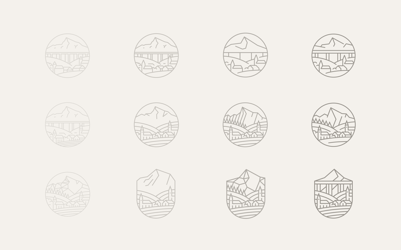 Dovalovo-Logo-Design-Process