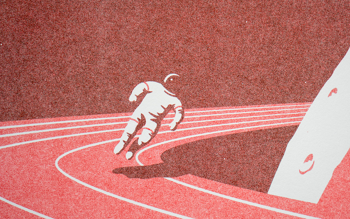 Space-Race-Cosmonaut-Risograph-Print-Grain